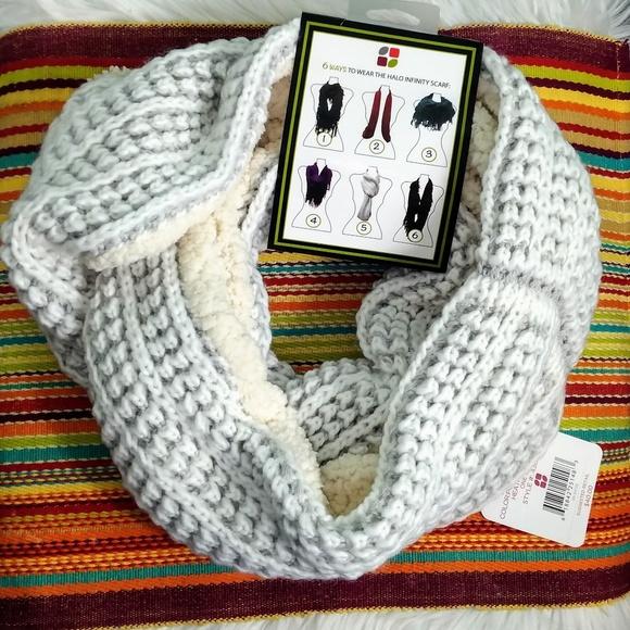 dearfoams Accessories - NWT Dearfoam infinity scarf soft warm cozy